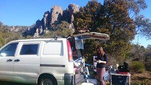 Great 1998 Toyota Townace Van/Minivan ready for camping Alphington Darebin Area Preview