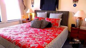 Tranquil Clean Cozy Lovely Master Room Townhouse Leederville CBD Northbridge Perth City Area Preview