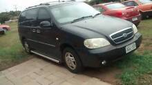 sideboards, 6 months old, no scratches, 2005 Kia Carnival Mount Gambier Grant Area Preview