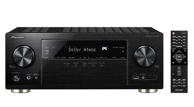 Pioneer VSX-933 7.2 Channel Network AV Receiver - Black