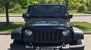 Angry Bird Grill for Jeep JK Wrangler