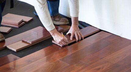 Timber floor and flooring board jobs