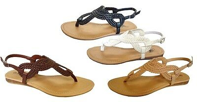 Wholesale Lot 12 pairs Women's Braided Gladiator Sandals Fashion Shoes