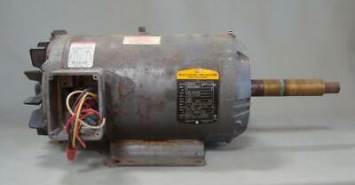 Baldor Jpm3615t Electric Motor 3hp 1750rpm 208-230460v 60hz 184jp