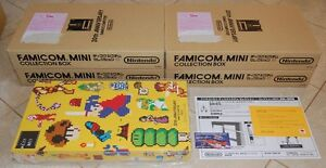 Club Nintendo Famicom Mini Collection Box 25th Anniversary Disk System BRAND NEW