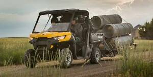 Cost Price Clearance 2016 Can Am Defender HD10 DPS Demo with Cab Margaret River Margaret River Area Preview