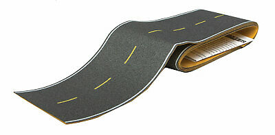 Walthers SceneMaster (HO) 949-1251 Flexible Self-Adhesive Paved Roadway - Modern