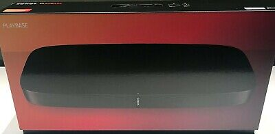 Sonos PLAYBASE Wireles BLACK  PBASEUS1 BRAND NEW FACTORY SEALED