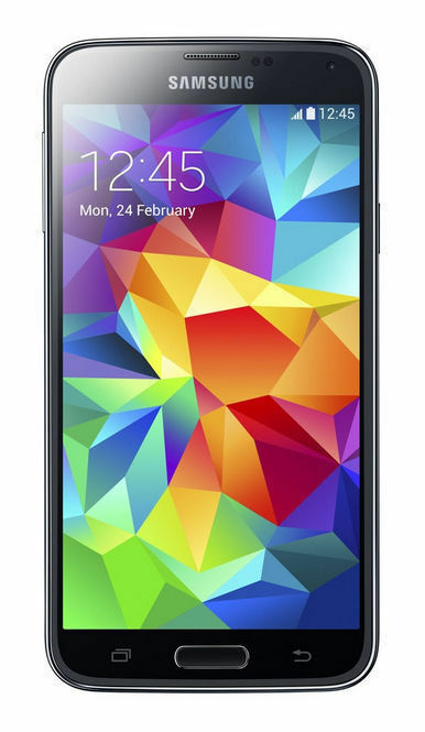 Samsung Galaxy S5 SM-G900V - 16GB - Charcoal Black (Verizon) Smartphone