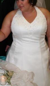 Wedding dress - size 16w
