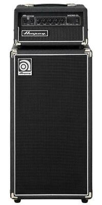 Ampeg Micro-CL Stack Classic 100W Bass Rig