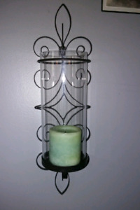 Metal Candle Holder/sconce