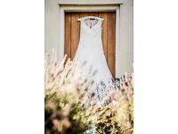 Moira Lee, Julietta Style 3162, Wedding Dress size10-12