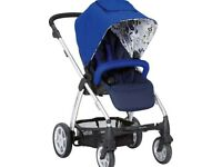Mamas and papas sola pram/pushchair /buggy/travel system.