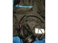 Headphones SENNHEISER HD 25 70 Ω