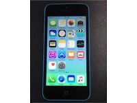 Apple iPhone 5c 16gb on 02 network