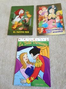 CHILDREN BOOKS IN SPANISH
