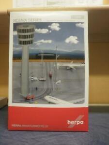 Airport Tower Bausatz 558976 Herpa Wings 1:200 Scenix