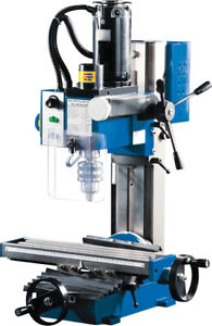 1/2 Horsepower Milling Machine - Power Fist Brand NEW