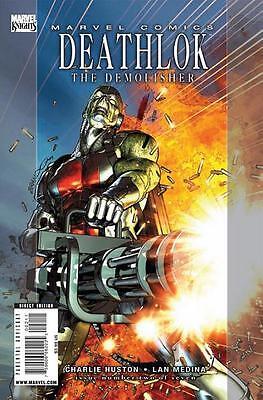 Deathlok Vol. 4 (2010) #2 of 7