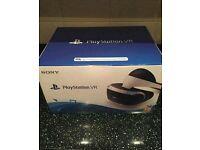 Playstation VR Headset - Brand New
