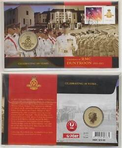 2011 Cent.of RMC Duntroon $1PNC+2011 RMC Duntroon Cent.UNC $1Coin Wembley Cambridge Area Preview