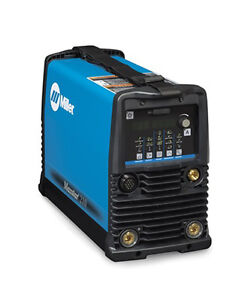 Miller Maxstar 210 DX DC Tig Pulse Welding Machine Single or Three Phase Welder