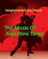 The Music Of Argentine Tango