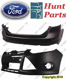 All Ford Bumper Cover Front Rear Fender Grille Hood Absorber Couverture Pare-Chocs Arrière Avant Aile Capot Absorbeur