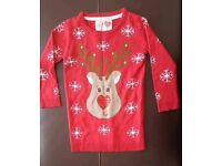 Age 3 - 4 years Christmas Jumper