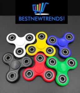 Fidget Tri Spinner Toy 1-5 Day Delivery