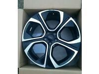 "Genuine OEM Audi A1 Competition 18"" Polygon Alloy Wheel. 8X0071498ALT7 - £50 ono"