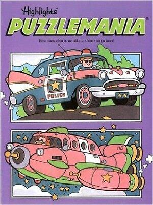 Puzzlemania Vol. 15 von Highlights USA für Kinder Staff (2004)