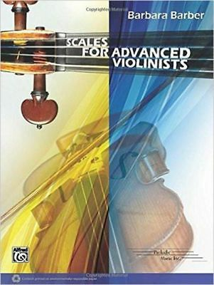 Scales for Advanced Violinists (Barbara Barber)