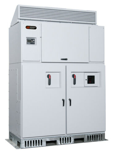 Advanced Energy AE100TX-208  100kW Solar Inverter 208V 3 Phase New in Crate