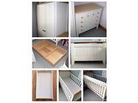 Mamas & Papas Savannah Nursery Furniture baby toddler kids extra items