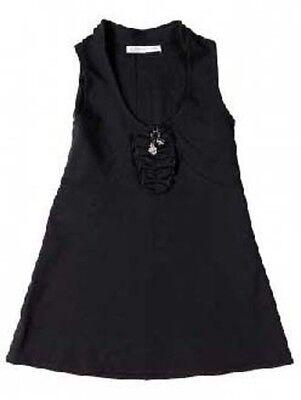 PATRIZIA PEPE KLEID NEU 99€ Designermode für Mädchen! ärmellos shirtkleid rock ()
