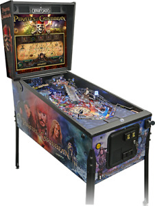 Pirates of the Caribbean Pinball from Canada's #1 Pinball Dealer
