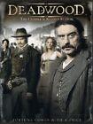 Drama Deadwood DVD Movies