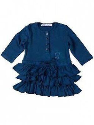 PATRIZIA PEPE KLEID NEU 90€ Designerkleid für Mädchen! volantkleid langarm ()