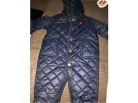 Ralph Lauren snowsuit £10!