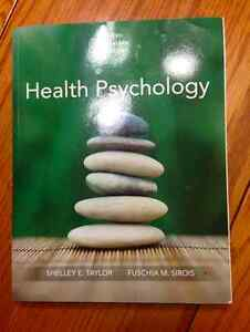 Health Psychology Textbook- 2036B