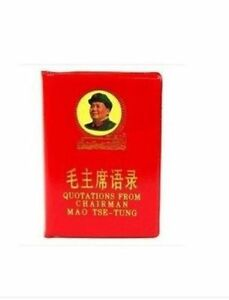 2014 new LITTLE RED BOOK Quotations Chairman Mao China