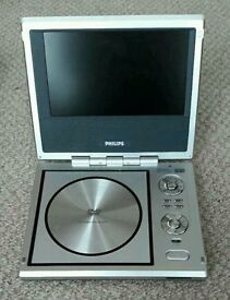 Portable Phillips DVD player
