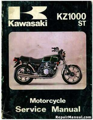 K Z1000 E2 St 1980 Workshop Manual Kzrider Forum Kzrider Kz Z1 Z Motorcycle Enthusiast S Forum