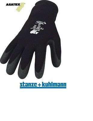 Winterhandschuh TOP THERMO Latex Gr. 10 Asatex 3677V Markenhandschuh Winter
