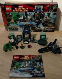 Lego 6868 super heroes