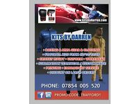 15 KITS FOR £120 CLEARANCE STOCK / KITS FROM £10/12/20/ TRACKSUITS FROM £12/ BOXING GEAR