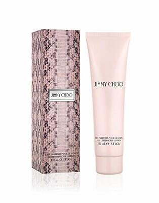 JIMMY CHOO PERFUMED BODY LOTION, 150ML / 5 OZ NEW FREE SHIPPING (01C35C194) 5 Oz Body Milk Lotion