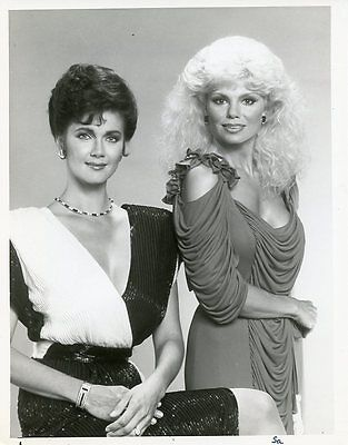 Lynda Carter Loni Anderson Busty Portrait Partners In Crime 1984 Nbc Tv Photo